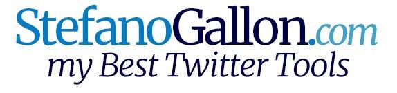 Best Twitter Tools | Stefano Gallon